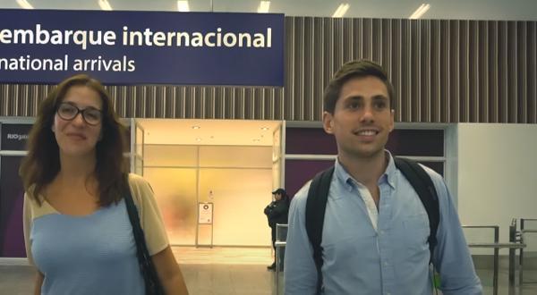 Transfer Rio x Angra dos Reis