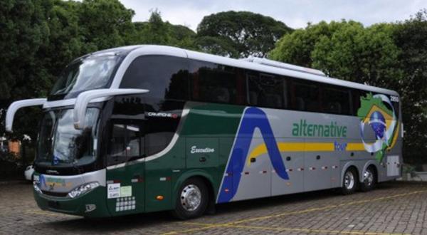 Ônibus Zona Sul x Arraial do Cabo