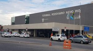 Transfer para Rodoviária Novo Rio saindo de Belford Roxo