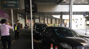 Transfer para Aeroporto do Galeão saindo de Barra do Pirai