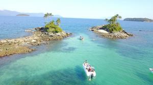 Ilhas Paradisíacas saindo de Mangaratiba