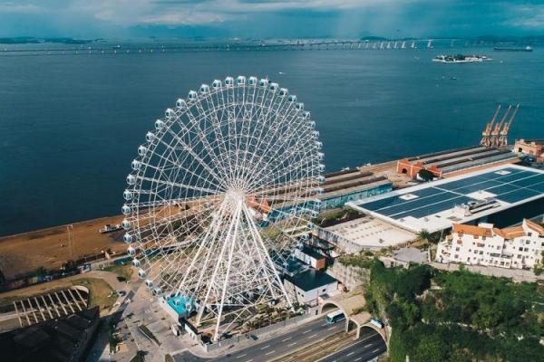 Roda Gigante Rio Star + AquaRio
