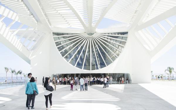 Museu do Amanhã + Aquário do Rio