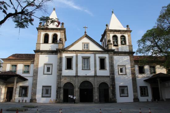 Tour Histórico no Rio