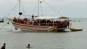 Passeio de Barco em Rio das Ostras