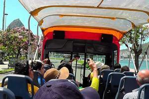 Passeio de Ônibus Panorâmico no Rio