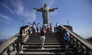 Corcovado com City Tour