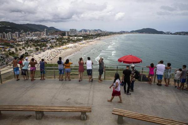 Passeio para Santos, Guarujá e São Vicente