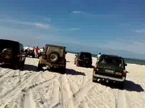 Passeio de Jeep em Arraial do Cabo