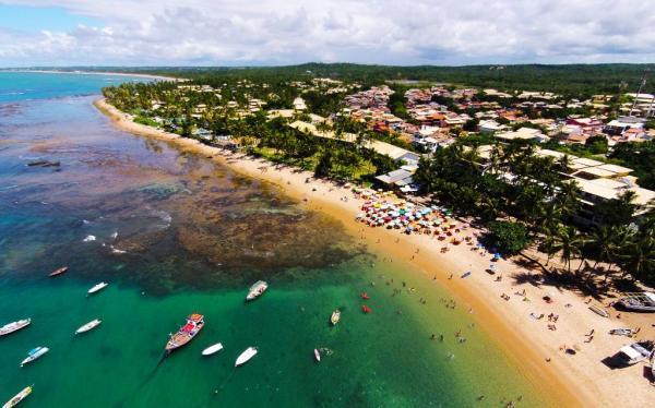 Passeio para Praia do Forte e Guarajuba