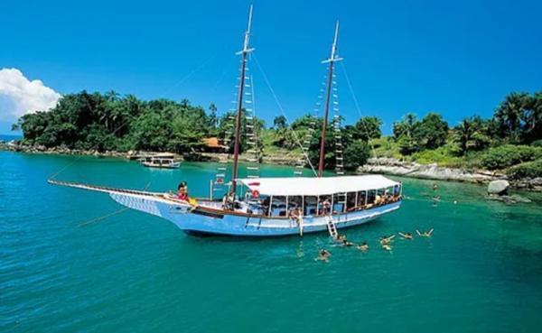 Passeio Ilha de Itaparica e Ilha dos Frades