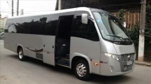 Micro-Ônibus Salvador x Morro de São Paulo