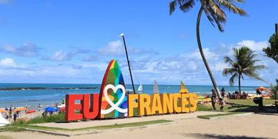 Foto da Praia do Francês