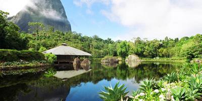 Foto do Parque da Pedra Azul