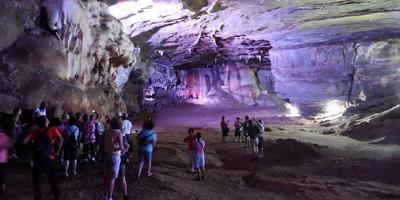 Foto do Circuito das grutas