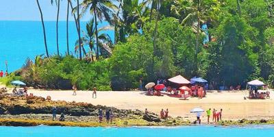 Foto da Praia do Coqueirinho