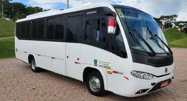 Micro-ônibus Varjão x Brasília